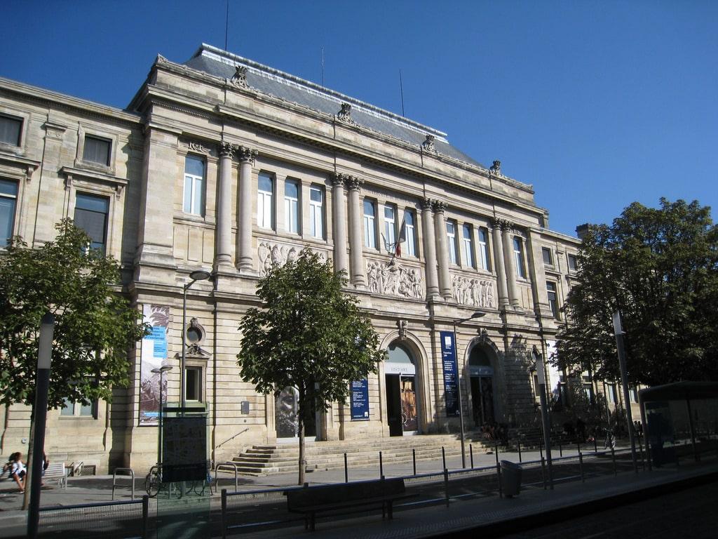 Musée d'Aquitaine bordeaux