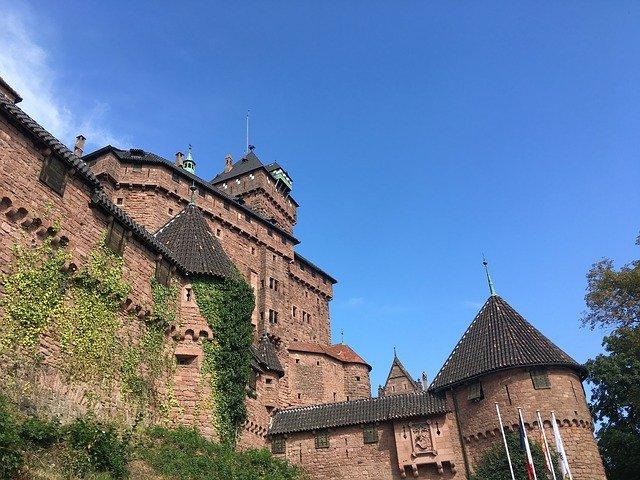 chateau du Haut-Kœnigsbourg