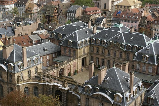 palais des Rohan Strasbourg