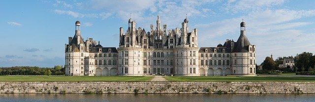 les plus beau chateau de France