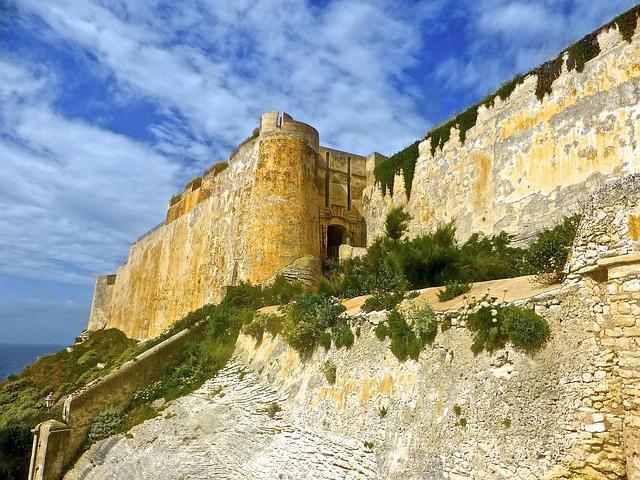 citadelle de Bonifacio Corse