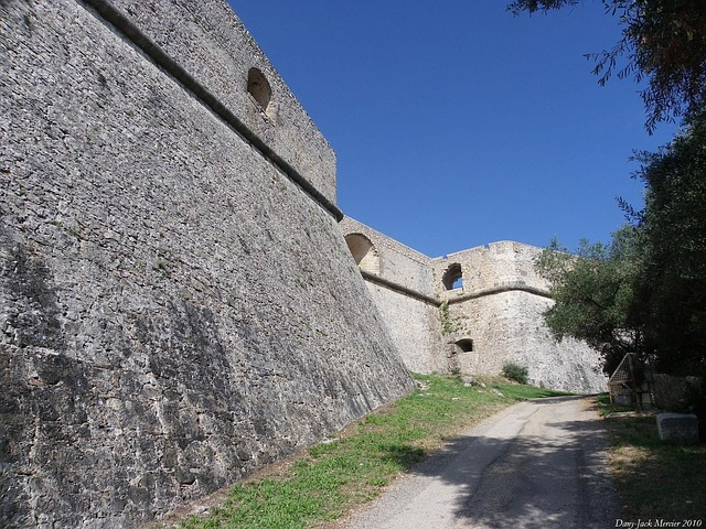 Fort Carré Antibes