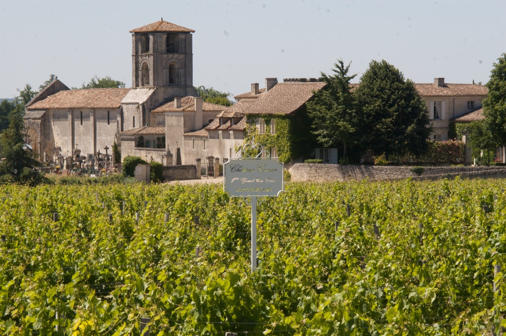 Le vignoble de Bordeaux