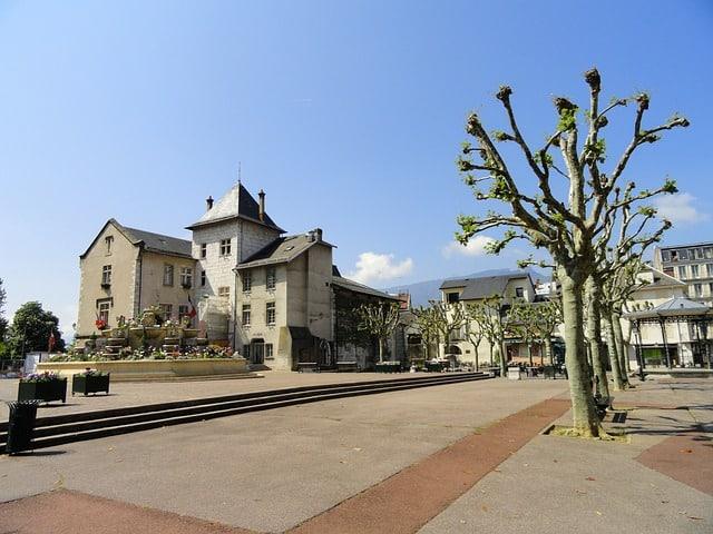 Hôtel de Ville d'Aix-les-Bains