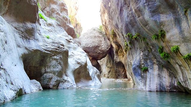 Canyon de l'Alma