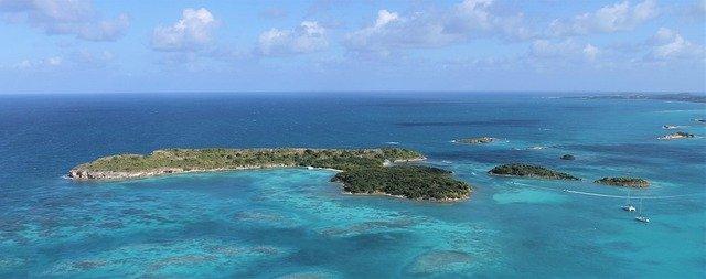 les îles des Caraïbes