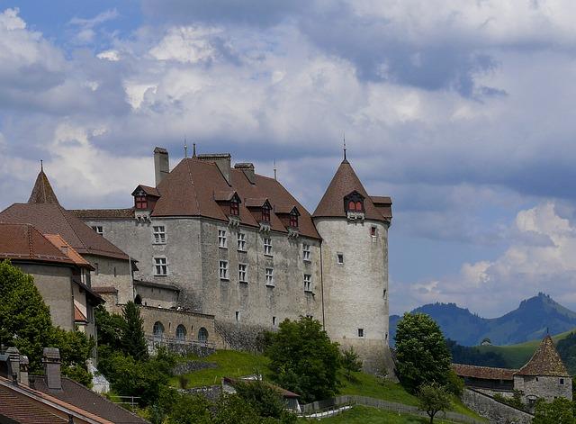 Chateau de suisse