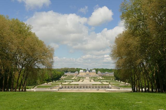 Château de Vaux-le-Vicomte île de France