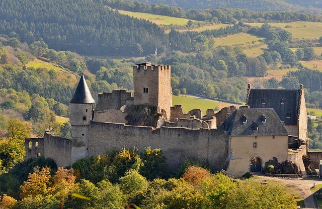 Les 15 meilleurs endroits à visiter au Luxembourg