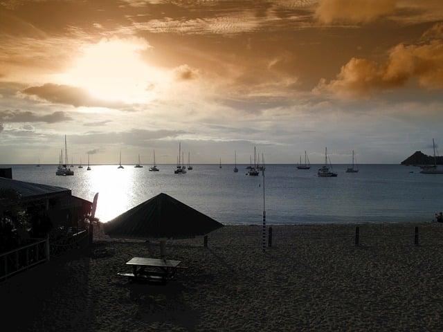 Les Caraïbes orientales