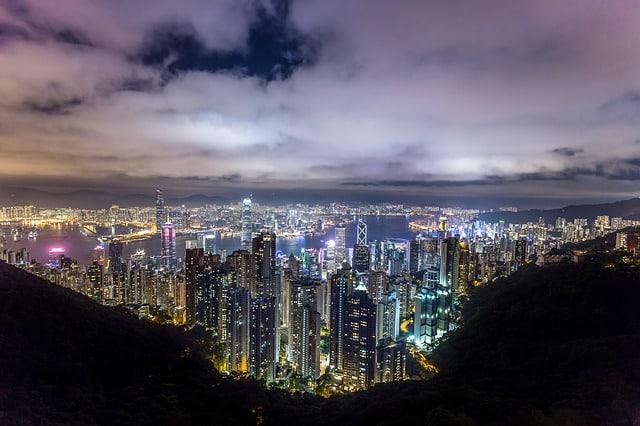 Est-ce que Hong Kong fait partie de la chine ou non ?