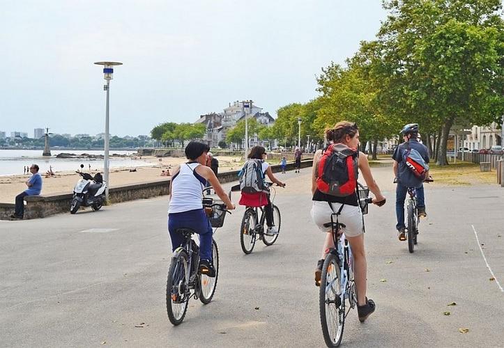 Loire à vélo Saint nazaire