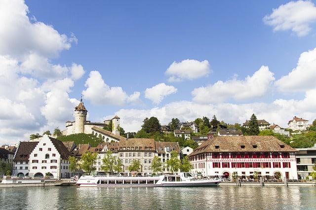château de Suisse