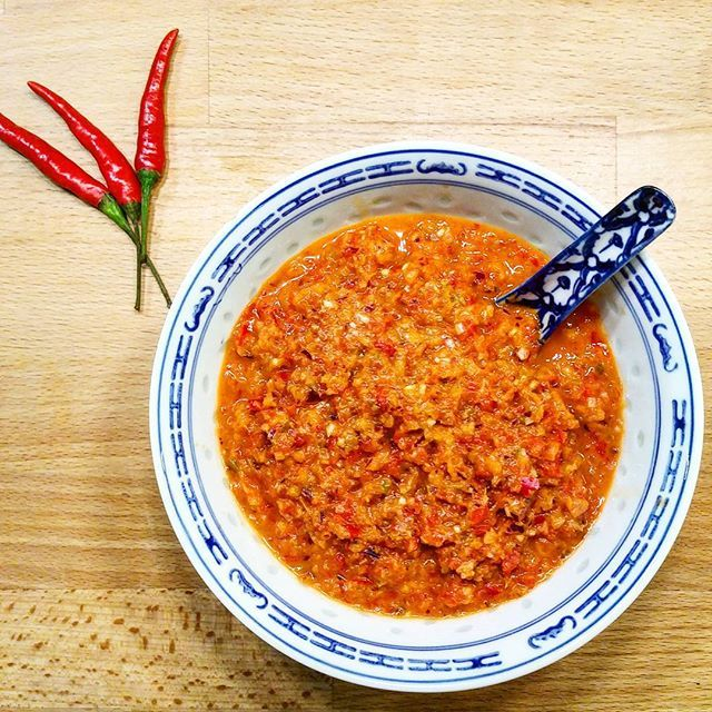 curry rouge thaïlandaise