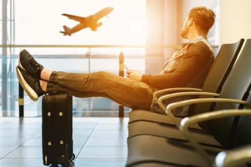 Prendre l'avion gratuitement