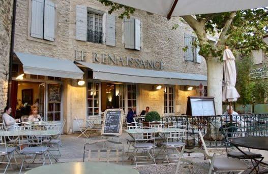 Restaurant à Gordes