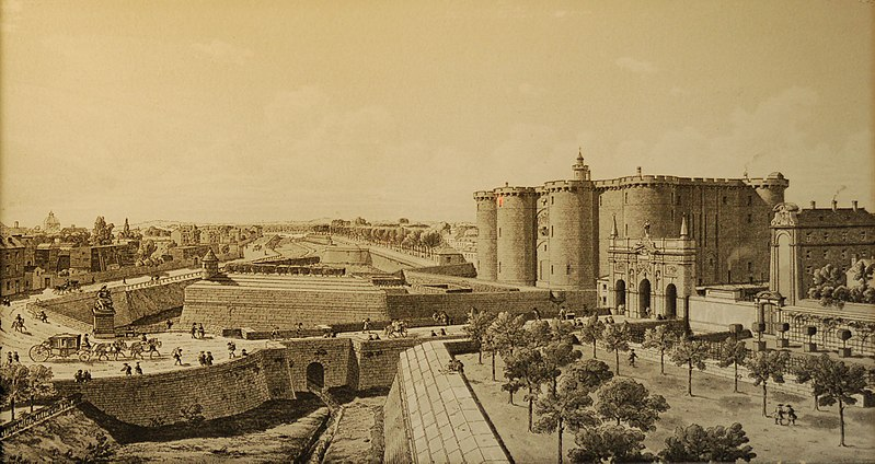Vestiges de la Bastille : 4 sites que vous avez manqué
