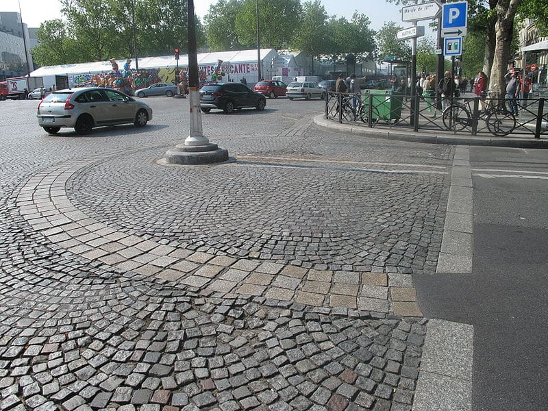 Place de la Bastille aujourd'hui