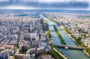 La France est populaire parmi les touristes britanniques