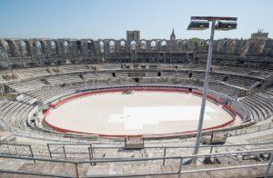 visite à Arles
