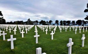 cimetière Normandie