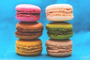 histoire de macaron français