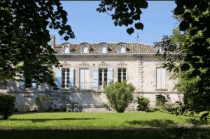Chateau st émilion