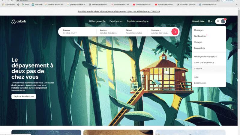 Comment Supprimer Définitivement Mon Compte Airbnb ?