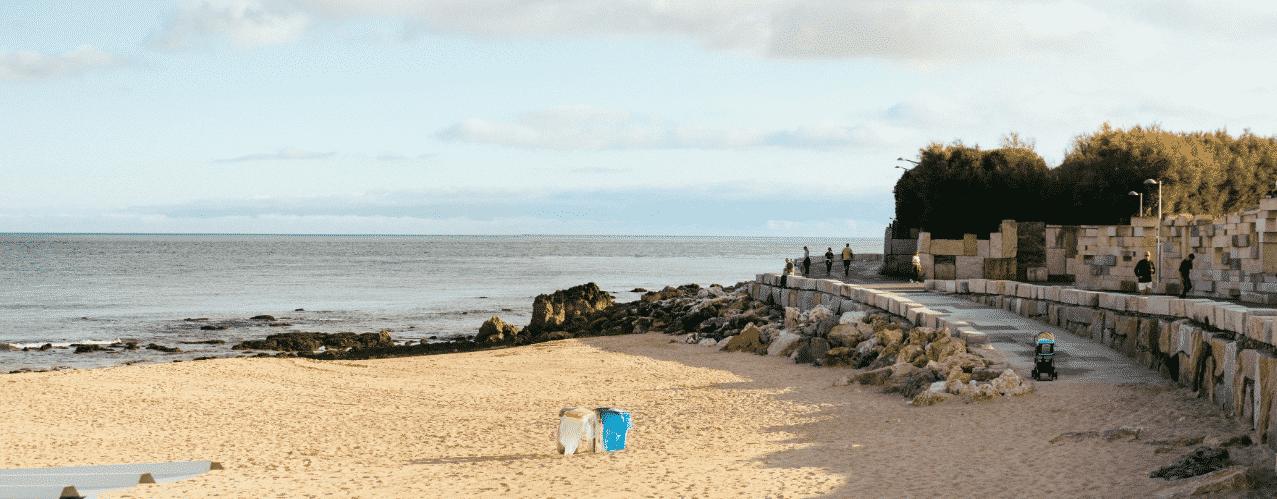 Top 10 des Meilleures Plages de Lisbonne (et la meilleure pour vous)