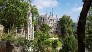 chateau de Lisbonne