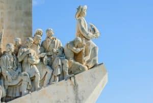 monument de découvertes