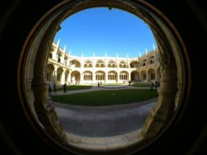 Visite à Lisbonne