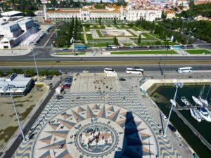 visite à pied à Lisbonne