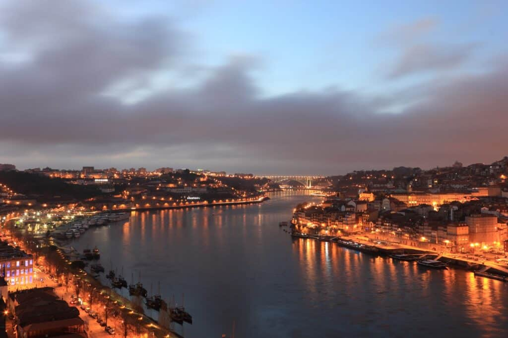 Porto ou Lisbonne