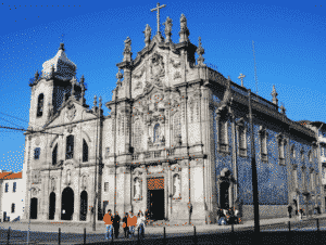églises Porto
