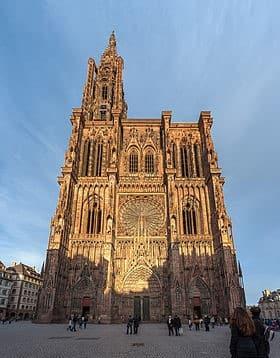 Strasbourg vue du ciel : comme vous ne l'avez jamais vue