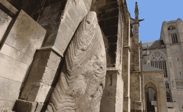 TOP 25 des monuments et lieux remarquables duMans