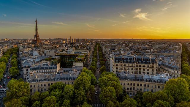 voyager en famille à Paris
