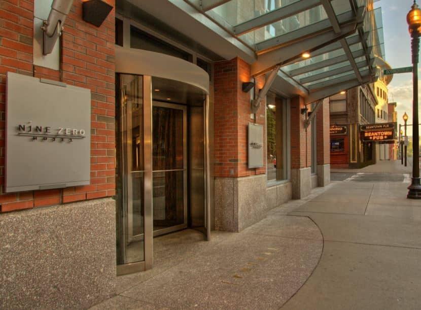 Hôtels avec les Technologies les plus Cool